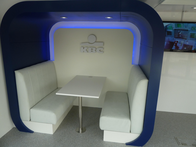 KBC Mobile Bank Trailer | NEAT Vehicles