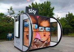 Sky Sales Kiosk