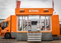 Mobile Shop and Product Demonstration Vehicle